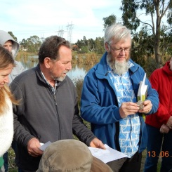 Geoff Lay from FNCV talks Fungi